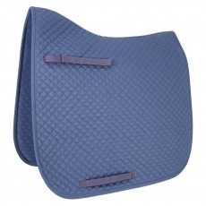 HyWITHER Competition Dressage Saddle Pad (Navy)