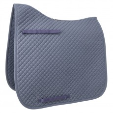 HyWITHER Competition Dressage Saddle Pad (Ombre Grey)