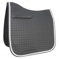 HyWITHER Diamond Touch Dressage Saddle Pad (Black)