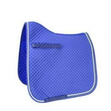 HyWITHER Diamond Touch Dressage Saddle Pad (Brilliant Blue)