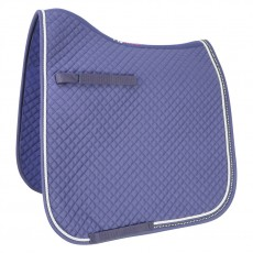 HyWITHER Diamond Touch Dressage Saddle Pad (Navy)