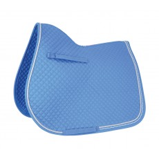 HyWITHER Diamond Touch GP Saddle Pad (Brilliant Blue)