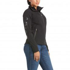 Ariat Women's Agile Softshell Jacket (Team Black)