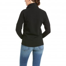 Ariat Women's Largo Full Zip Sweatshirt (Black)