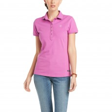 Ariat Women's Prix Polo 2.0 (Meadow Mauve)