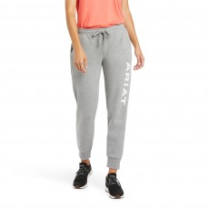 Ariat Women's R.E.A.L Joggers (Heather Grey)