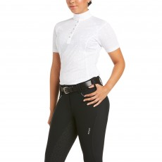 Ariat Women's Showstopper 3.0 Show Shirt (White)