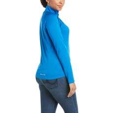 Ariat Women's Sunstopper 2.0 Base Layer (Imperial Blue)