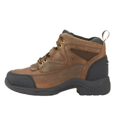 Ariat Kid's Terrain Lace Boots (Distressed Brown)