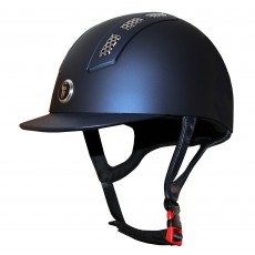 Gatehouse Chelsea Air Flow Pro Riding Hat (Matt Navy)