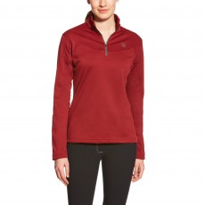 Ariat Women's Conquest Quarter Zip (Liquore)