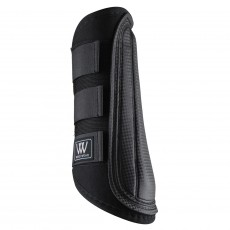 Woof Wear Single Lock Brushing Boot (Black)