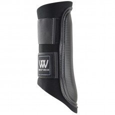 Woof Wear Club Brushing Boot (Black)