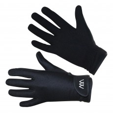 Woof Wear Connect Riding Gloves (Black)