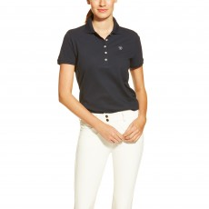 Ariat Women's Prix Polo (Navy)