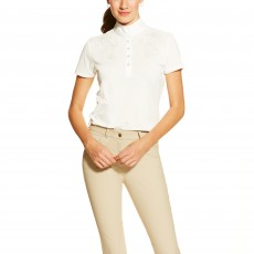 Ariat Women's Fashion Aptos Show Top (White)
