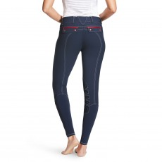 Ariat (Sample) Women's Team Olympia Acclaim Knee Patch (Navy)