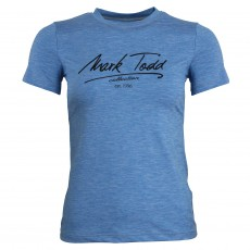 Mark Todd Women's Pauline T-Shirt (Blue)