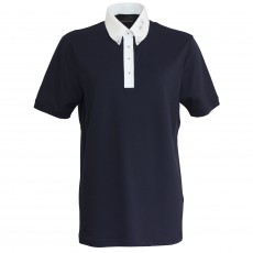 Mark Todd Men's Brad Competition Polo Shirt (Navy)