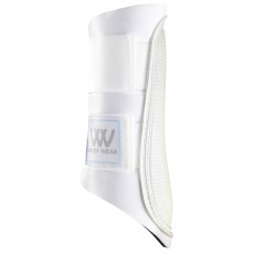 Woof Wear Club Brushing Boots (White)