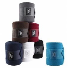 Woof Wear Polo Bandages (Black)