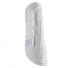 Woof Wear Single Lock Brushing Boot (White)
