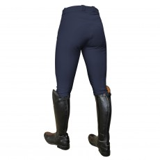 Mark Todd Women's Coolmax Grip Breeches (Navy)