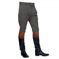 Mark Todd Men's Auckland Breeches (Charcoal)