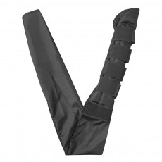 Mark Todd Tail Guard with Bag (Black)
