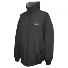 Mark Todd Adults Fleece Lined Blouson (Black & Grey)