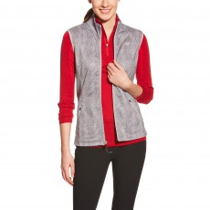 Ariat (Sample) Women's Conquest Vest (Herringbone Print)