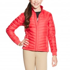 Ariat Girl's Voltaire Jacket (Azalea)