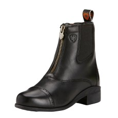 Ariat Kid's Devon III Boots (Black)