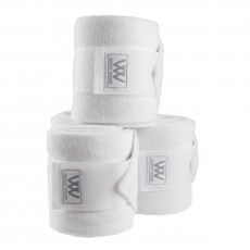 Woof Wear Polo Bandages Set of 4 (White)