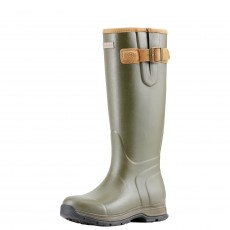 Ariat Women's Burford Insulated Wellington Boots (Olive Green)