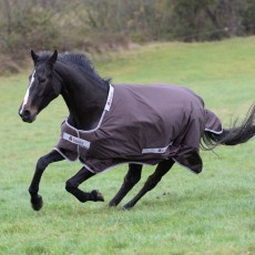 Bucas Smartex Turnout Rain Rug Chocolate