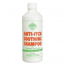 Barrier Anti-Itch Soothing Shampoo