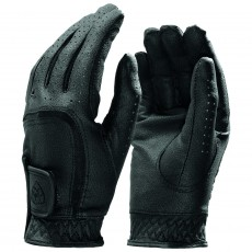 Ariat Adults Pro Contact Gloves (Black)