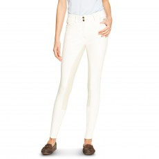 Ariat Women's Olympia Full Seat Breeches (White)