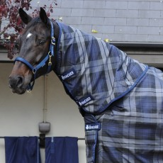 Bucas Celtic Stable Combi Neck (Tartan)