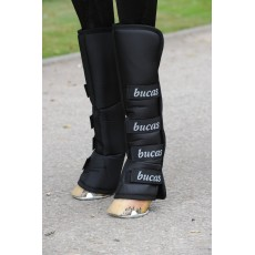 Bucas 2000 Travel Boots (Black)