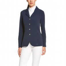 Ariat Women's Artico Lightweight Show Coat (Navy)