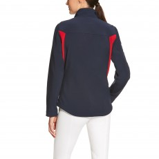 Ariat Women's New Team Softshell Jacket (Navy)