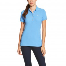 Ariat Women's Prix Polo (Dutch Blue)