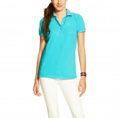 Ariat Women's Prix Polo (Bluebird)