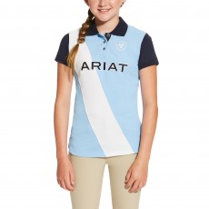 Ariat Girl's Taryn Polo (Skyway)