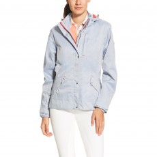 Ariat Women's Bantry H2O Parka (Chambray Blue)