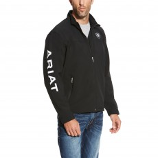 Ariat Men's New Team Softshell Jacket (Black)