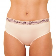 Derriere Equestrian Women's Performance Panty (Nude)