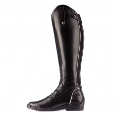 Mark Todd Adults Riverton Tall Boot (Black & Grey)